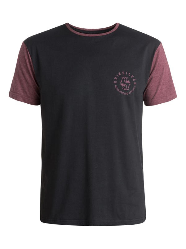 0 Principles Office Modern Fit Tee  AQYZT03455 Quiksilver