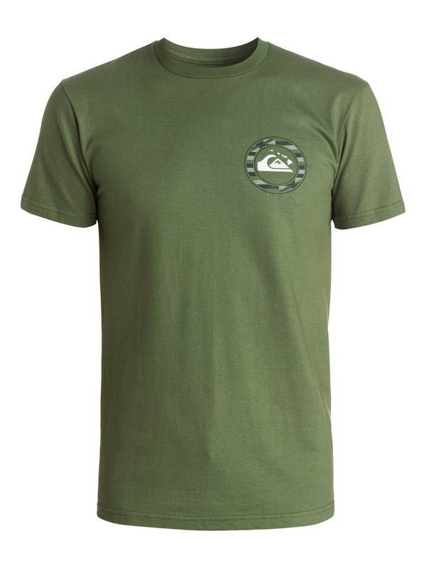 0 Flagged Tee  AQYZT03481 Quiksilver
