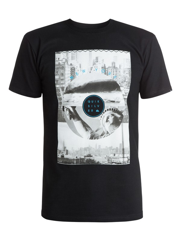 0 NY Excursion Tee  AQYZT03492 Quiksilver