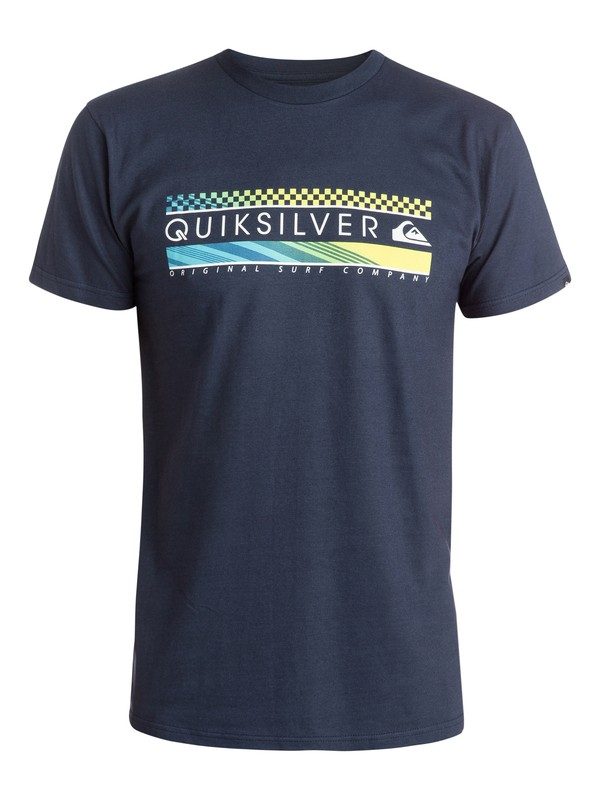 0 Flash Point T-Shirt  AQYZT03670 Quiksilver