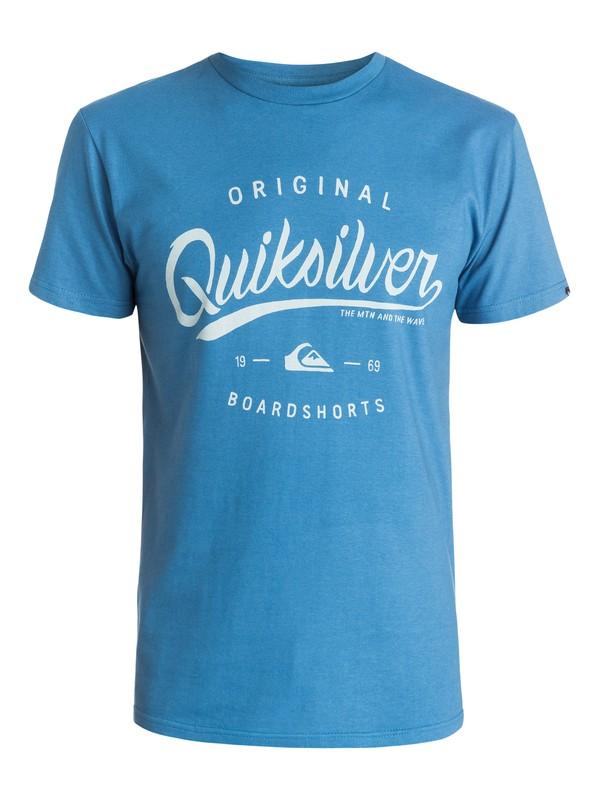 0 Home Run T-Shirt  AQYZT03672 Quiksilver