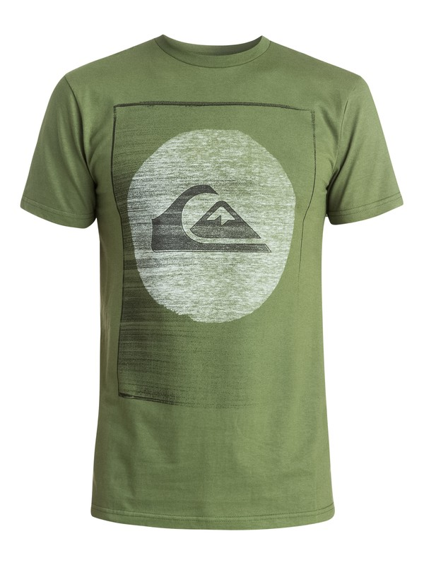 0 Lo Fi T-Shirt  AQYZT03673 Quiksilver