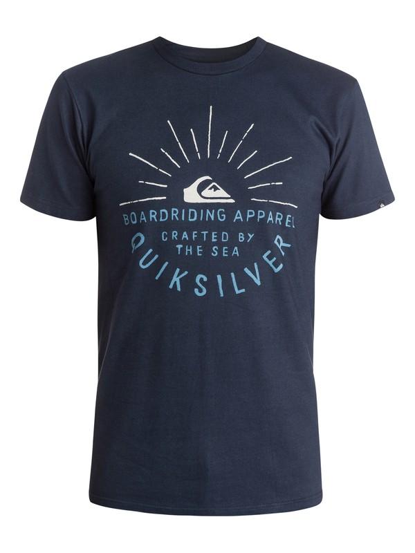 0 Rising Sun T-Shirt  AQYZT03674 Quiksilver