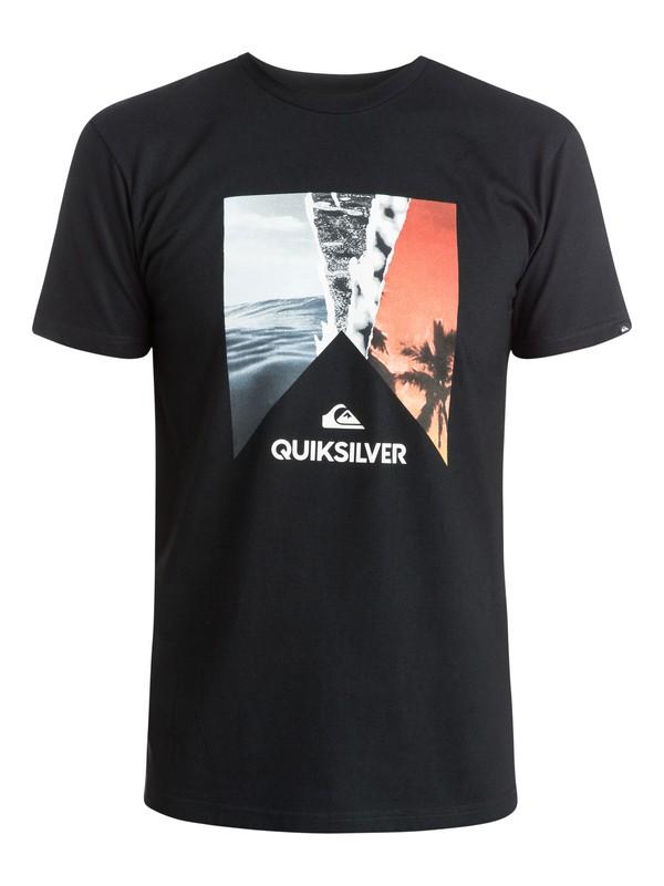 0 The Pinnicle T-Shirt  AQYZT03681 Quiksilver