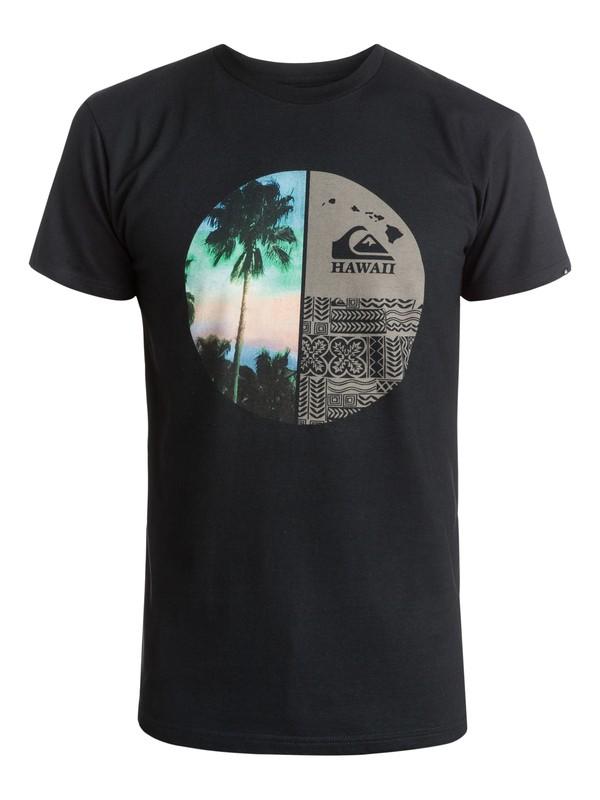0 Puka T-Shirt  AQYZT03728 Quiksilver