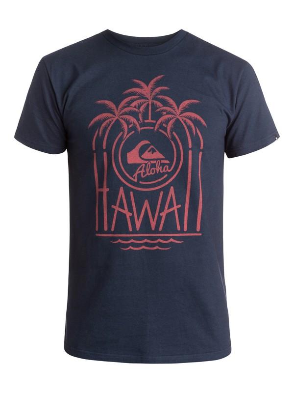 0 Aloha Motel T-Shirt  AQYZT03729 Quiksilver