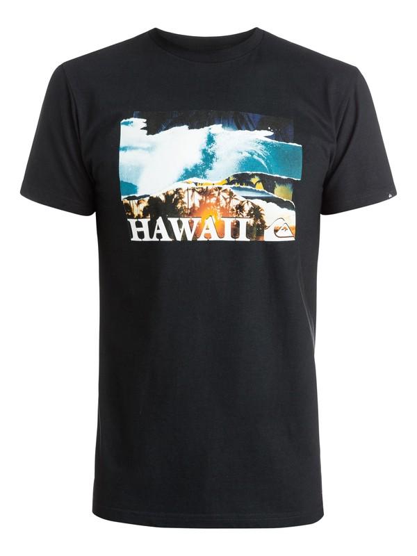 0 Layover T-Shirt  AQYZT03731 Quiksilver