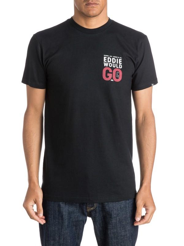 0 Eddie Go Big T-Shirt  AQYZT03740 Quiksilver
