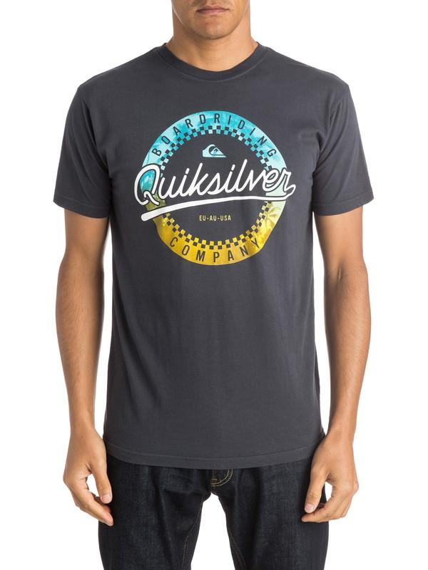 0 Iced Donut T-Shirt  AQYZT03776 Quiksilver