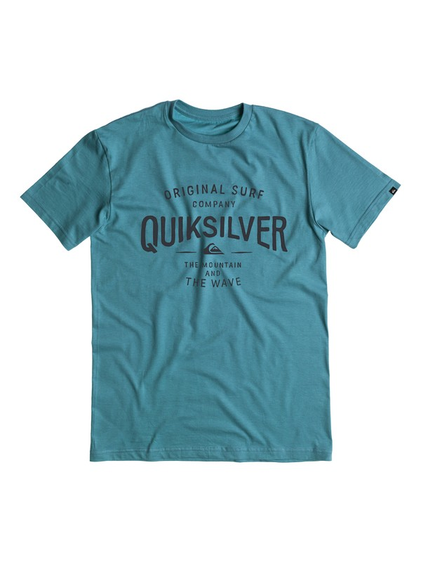 0 Claim It Tee  AQYZT03790 Quiksilver