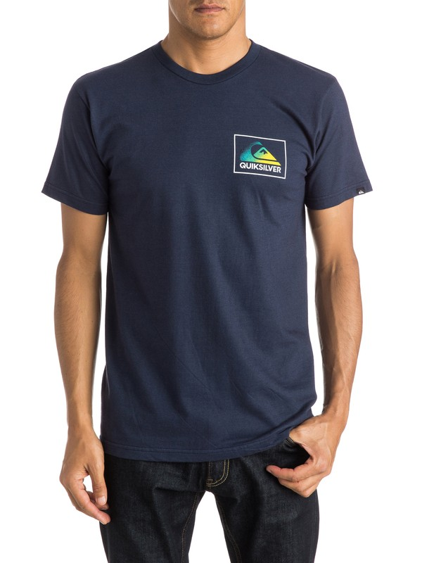 0 New Wave Tee  AQYZT03801 Quiksilver