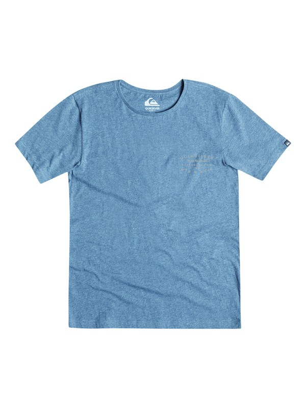 0 Transition Modern Fit Tee  AQYZT03811 Quiksilver