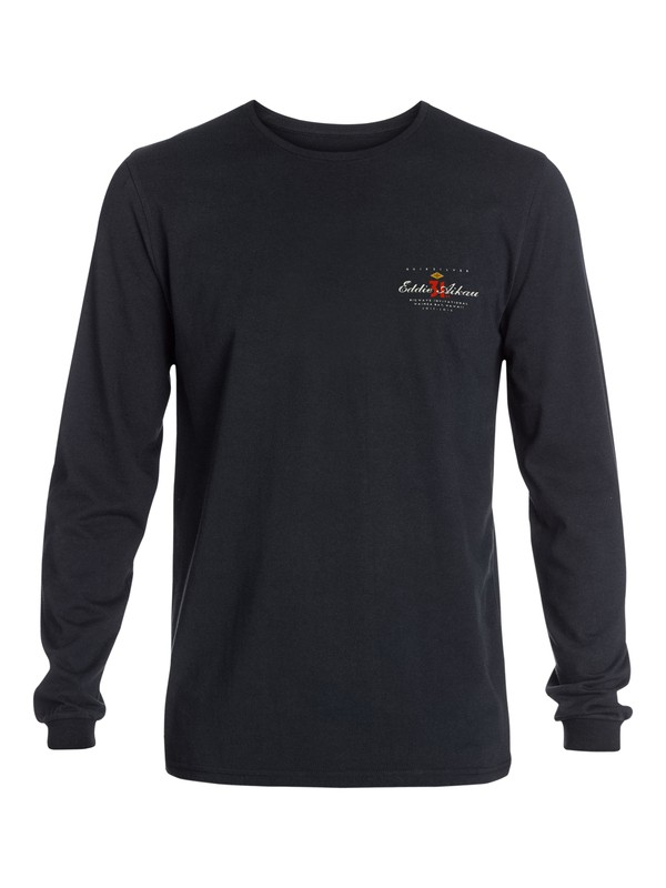0 Eddie Poster Long Sleeve T-Shirt  AQYZT03858 Quiksilver