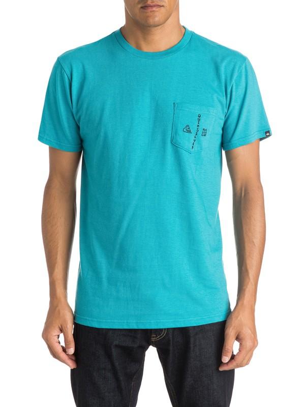 0 Spinner  PocketT-Shirt  AQYZT03988 Quiksilver