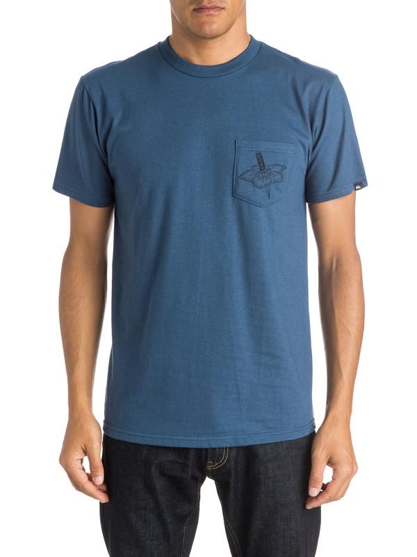 0 Grade  PocketT-Shirt  AQYZT03989 Quiksilver