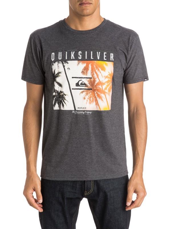 0 Perfect Location T-Shirt  AQYZT03996 Quiksilver