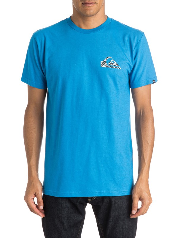 0 Glitched T-Shirt  AQYZT03998 Quiksilver