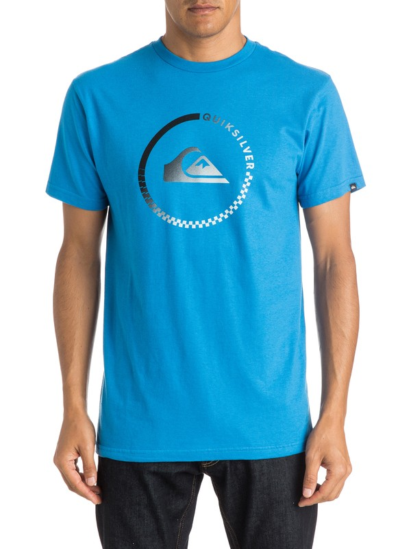 0 Active Plaid T-Shirt  AQYZT03999 Quiksilver