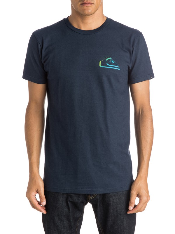 0 Sprayed In T-Shirt  AQYZT04000 Quiksilver