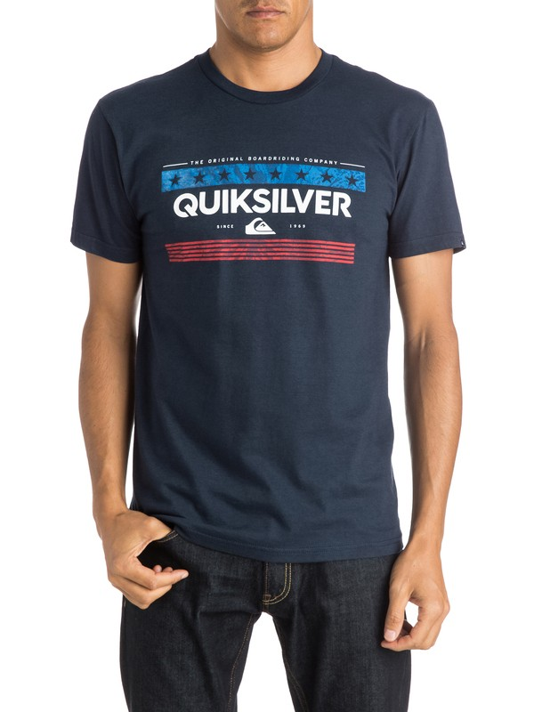 0 The General T-Shirt  AQYZT04014 Quiksilver