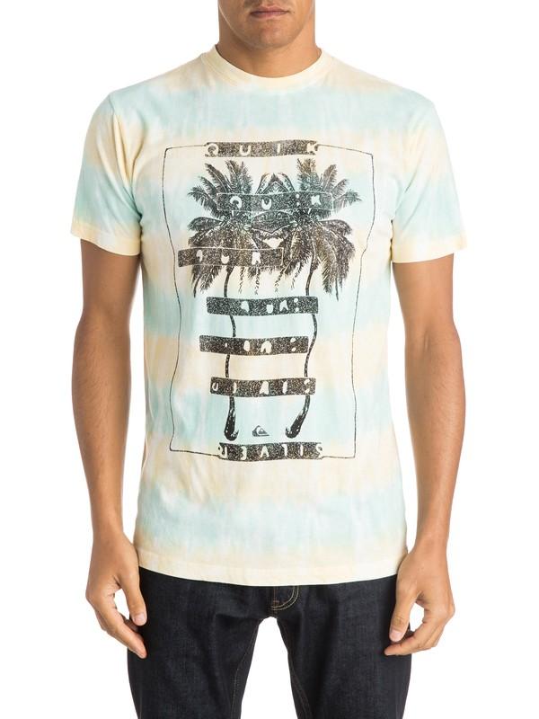 0 Acid Palms T-Shirt  AQYZT04018 Quiksilver