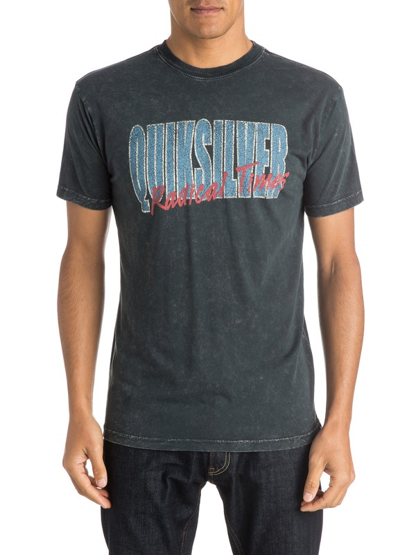 0 Cracked T-Shirt  AQYZT04019 Quiksilver