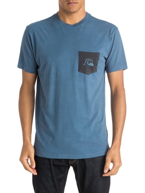 0 Zig Zag  PocketT-Shirt  AQYZT04027 Quiksilver