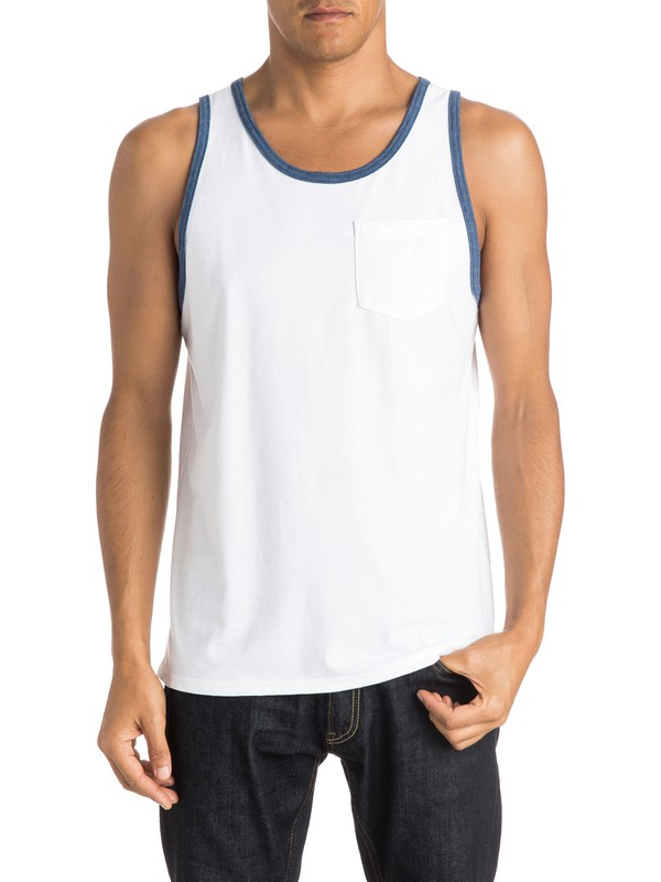 0 Everyday  Pocket Tank  AQYZT04048 Quiksilver