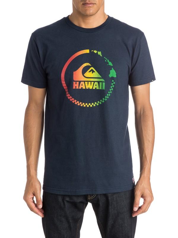 0 Island Time T-Shirt  AQYZT04052 Quiksilver