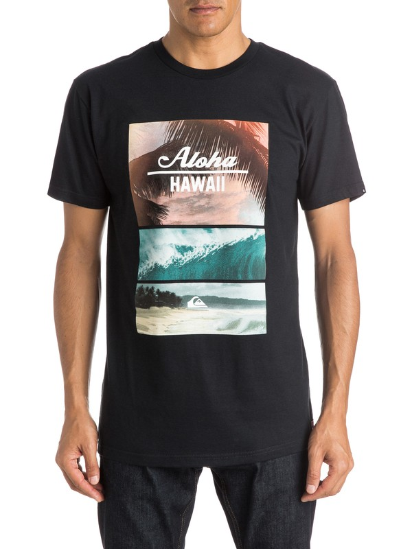 0 Country Living T-Shirt  AQYZT04054 Quiksilver