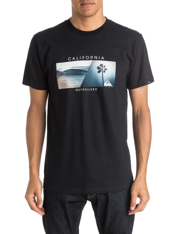 0 Boarding Pass CA T-Shirt  AQYZT04056 Quiksilver