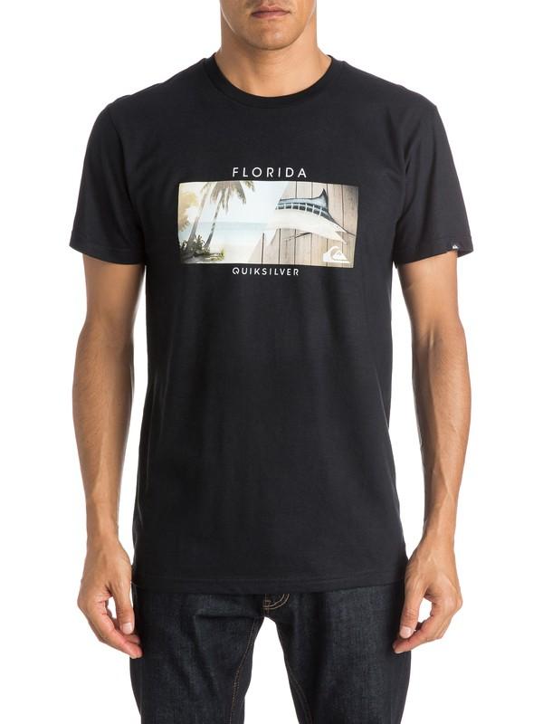 0 Boarding Pass FL T-Shirt  AQYZT04058 Quiksilver