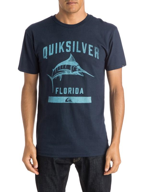 0 FL Marlin T-Shirt  AQYZT04059 Quiksilver