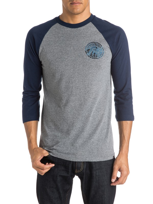 0 Original Spray Raglan T-Shirt  AQYZT04093 Quiksilver