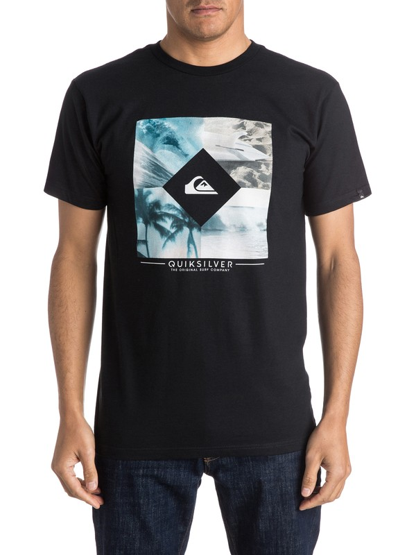 0 Diamond Days Tee  AQYZT04106 Quiksilver