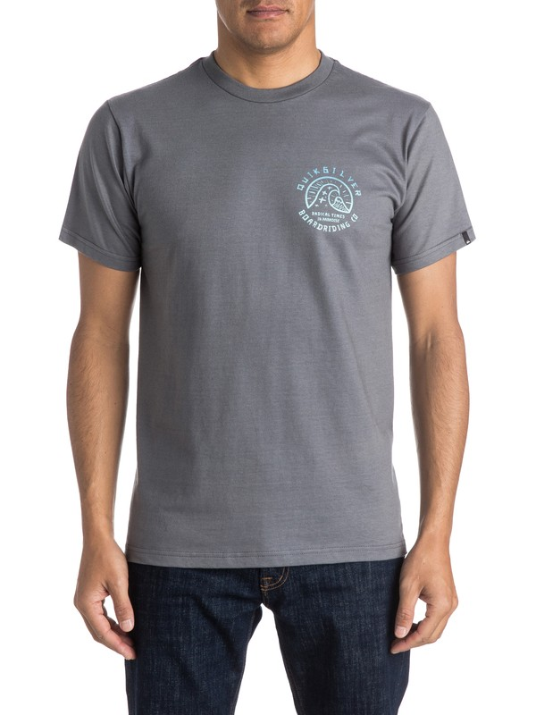 0 Faded Times Tee  AQYZT04111 Quiksilver