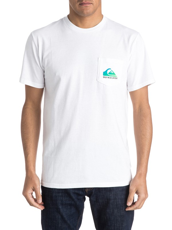 0 Mountain & Wave Pocket Tee  AQYZT04154 Quiksilver
