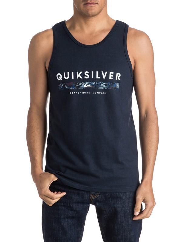0 Under Score Muscle Tank  AQYZT04180 Quiksilver