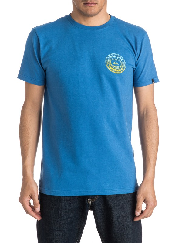 0 Chilly Tee  AQYZT04287 Quiksilver