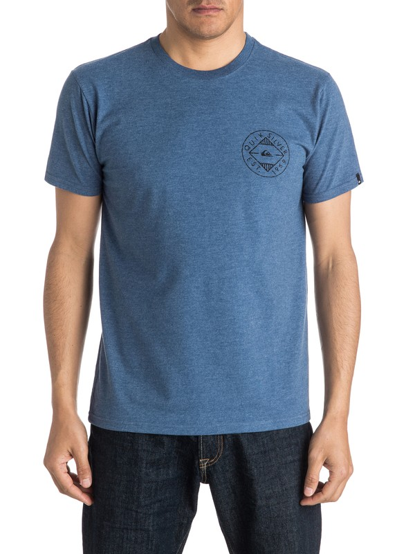 0 Tribe Circle Tee  AQYZT04297 Quiksilver