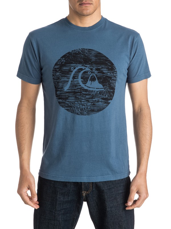 0 Tribe Tee  AQYZT04316 Quiksilver