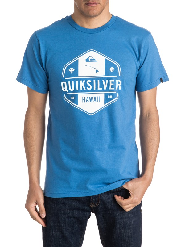 0 State 808 Tee  AQYZT04363 Quiksilver