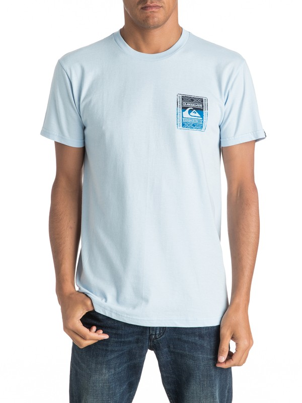 0 Walled Up Tee  AQYZT04405 Quiksilver