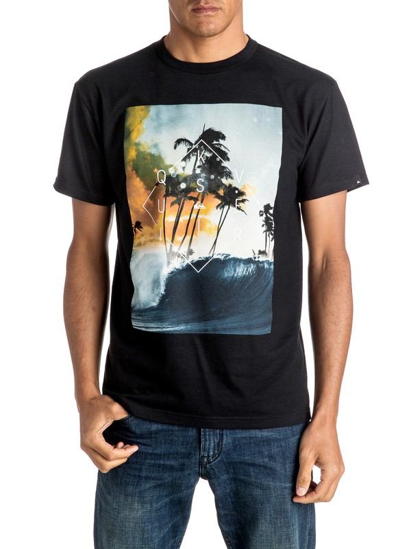 0 Wave Thunder Tee  AQYZT04409 Quiksilver
