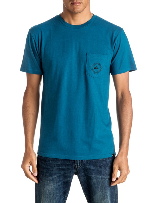 0 Silver Point Tee  AQYZT04414 Quiksilver