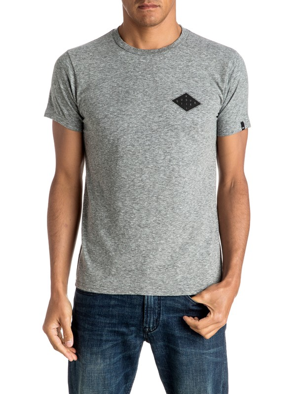 0 Palm Rays Tee  AQYZT04424 Quiksilver