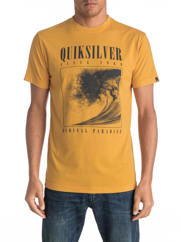0 Both Side Tee  AQYZT04432 Quiksilver