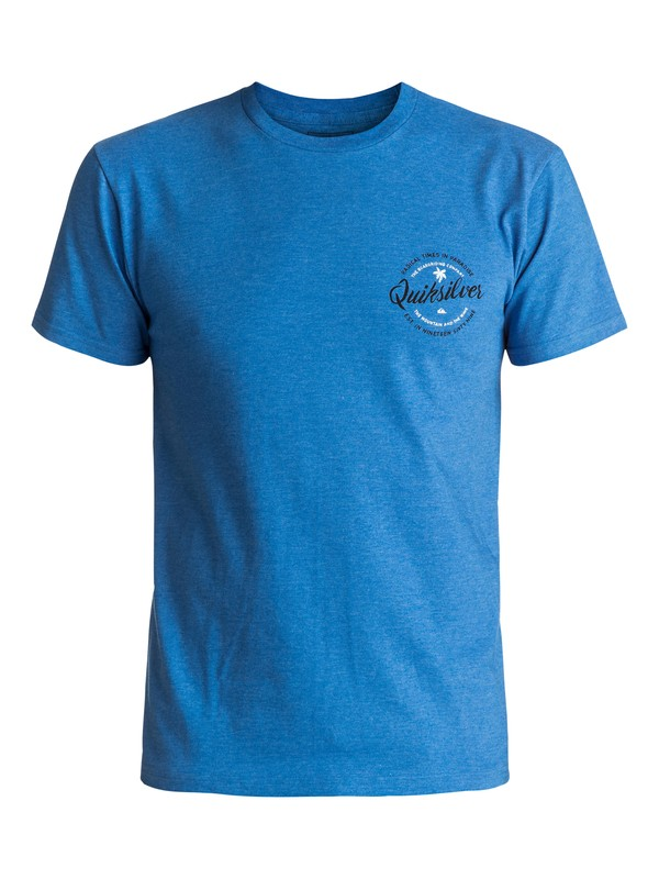 0 Holding Dreams Tee Blue AQYZT04741 Quiksilver
