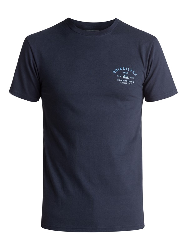 0 Amsberry Tee Blue AQYZT04744 Quiksilver