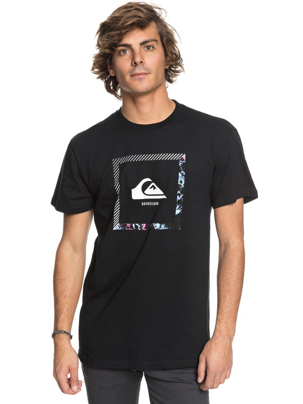 0 Beat The Heat - T-Shirt  AQYZT05416 Quiksilver